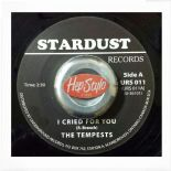 THE TEMPESTS - I CRIED FOR YOU/ SOMEDAY - RARE STARDUST NORTHERN SOUL LISTEN